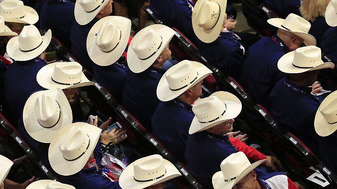 In dem südlichen Bundesstaat ist Rodeo Volkssport.