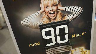 Lotto-Fieber in Europa: So hoch sind die Chancen auf den 90-Millionen-Jackpot
