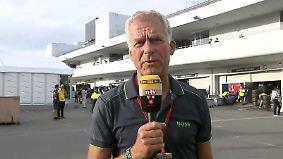 """Christian Danner zur Formel 1 in Suzuka: """"Hamilton hat einmal mehr den Start unglaublich verhunzt"""""""