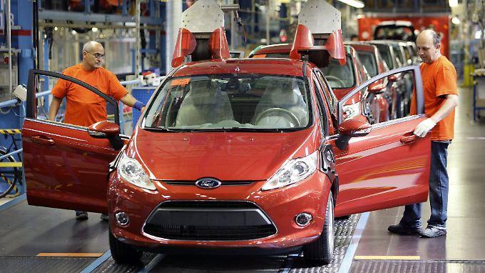 Kleinwagen-Hersteller haben naturgemäß Vorteile bei den CO2-Emissionen. Doch auch sie haben ihre künftigen Grenzen noch nicht erreicht.