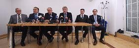 Fraktionsfusion in Stuttgarts Landtag: AfD feiert ihre Wiedervereinigung