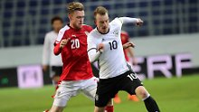 Zehn Spiele, zehn Siege: U21 fährt ohne Punktverlust zur EM
