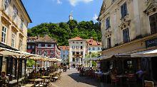 Sloweniens kleine Hauptstadt: Auf einer Bier-Tour Ljubljana entdecken
