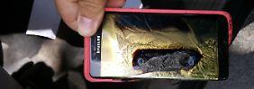 Dauerhafter Vorteil für Apple: Note 7 wird zum Gau für Samsung