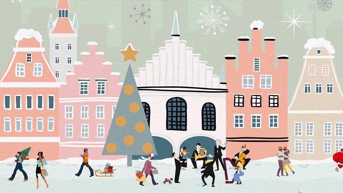 Weihnachtslieder aus Deutschland: \