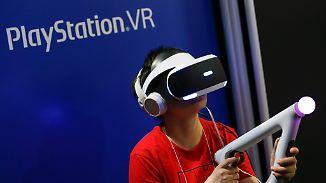 """Virtuelle Realität für die Massen: Sony startet """"Playstation VR""""-Verkauf"""