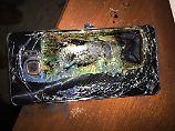 Brandgefährliches Galaxy Note 7: Samsung nennt Ursache für Explosionen