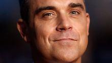 Promi-News des Tages: Robbie Williams hat was machen lassen