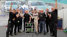 Krimi-Finale auf dem Hockenheimring: Porsche-Junior Müller vollendet Meisterstück