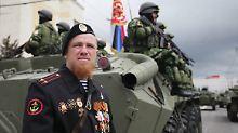 Explosion in Ostukraine: Rebellenführer stirbt bei Anschlag