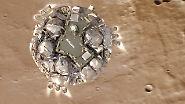 Ankunft am Roten Planeten: Die heiklen Manöver der ExoMars-Mission