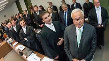 Revision gegen Freisprüche: BGH prüft Urteil für Ex-Deutsche-Bank-Chefs
