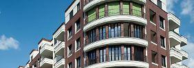Die Zinsen für Hypothekendarlehen sind derzeit so günstig, dass sich ein Immobilienkauf lohnen kann. Foto: Klaus-Dietmar Gabbert