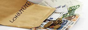 Streit mit dem Finanzamt: Kann man seine Steuern in bar bezahlen?