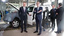 Vorfahrt für Volkswagen?: Notiz bringt Dobrindt in Bedrängnis
