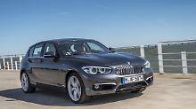 Auf dem Weg in billigere Regionen: BMW 1er bereitet auch im Alter Freude