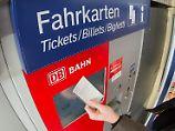 Abrechnung übers Handy: Bahn will klassische Fahrkarte abschaffen