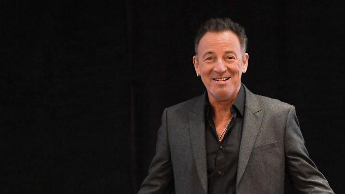 Springsteen ist für seine ausufernden Konzerte bekannt - die Lesung dauerte vermutlich nicht so lange.