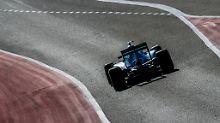 Im zweiten Training konnte Nico Rosberg niemand etwas vormachen.