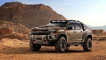 Der Chevrolet Colorado ZH2 ist ein ernstgemeintes Angebot an die US-Army.