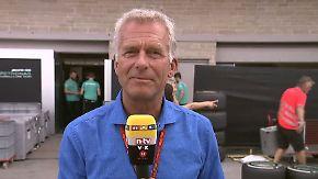 """Christian Danner zur Formel  1 in Austin: """"Der Höhepunkt kommt erst noch"""""""