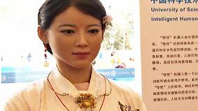 Künstliche Intelligenz als Menschenersatz: Humanoide Roboter sind auf dem Vormarsch