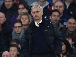 """""""Furchtbar, chaotisch, ahnungslos"""": Mourinho verantwortet """"Horrorshow"""""""
