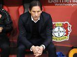 """Bayer zwei Spiele ohne Coach: DFB sperrt """"Spinner"""" Schmidt"""