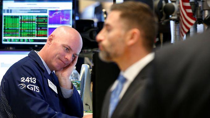 """Rechtzeitig zum Jahresende breitet sich in Dow & Dax Konjunkturoptimismus aus: """"Wenn es die traditionelle Wahlrally auch dieses Mal geben sollte, müsste sie nun bald kommen."""""""