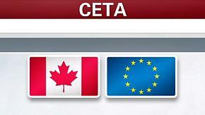 Umstrittenes Freihandelsabkommen: Das steckt hinter Ceta