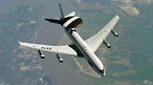 Nachfolger für Awacs gesucht: Nato entwickelt neue Aufklärungsflugzeuge