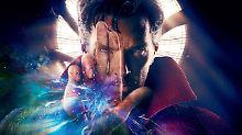 """Neuer Marvelfilm im Kino: """"Doctor Strange"""": Cumberbatch brilliert in atemlosem Fantasy-Abenteuer in 3D"""