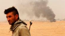 """""""Sehr präzise Angriffe"""" im Irak: Peschmerga kämpfen mit Türkei gemeinsam"""