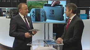 n-tv Zertifikate: Nintendo Switch enttäuscht die Börse
