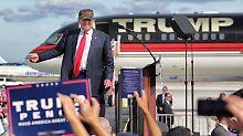 Besonderer Einblick in die Psyche: Trump fürchtet vor allem den Gesichtsverlust