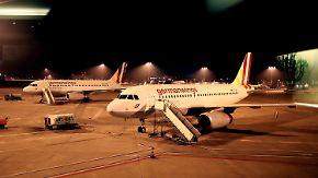 24-stündiger Streik startet: Maschinen von Euro- und Germanwings bleiben am Boden