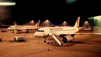 24-stündiger Streik: Maschinen von Euro- und Germanwings bleiben am Boden