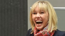 Bleibt ja in der SPD-Familie: Doris Schröder-Köpf soll wieder verliebt sein