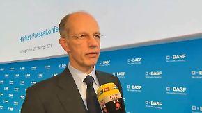 """BASF-Chef Kurt Bock nach Explosion: """"Wir werden daraus die richtigen Lehren ziehen"""""""