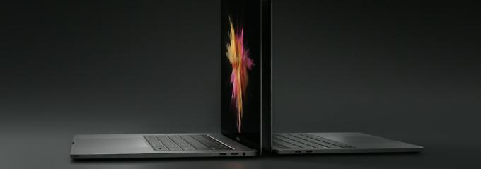 Trio-Premiere für Macbook Pro: Apple zeigt neue Notebook-Dimension