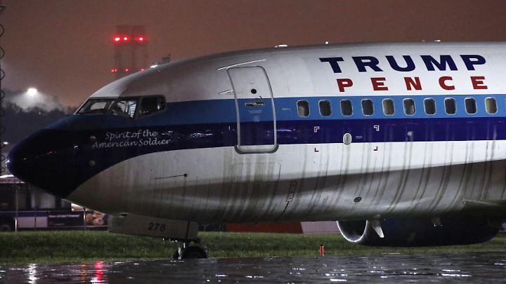 Flugzeug kommt von Landebahn ab - dorstenerzeitungde