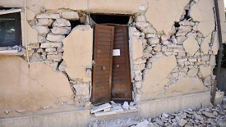 Angst, Zerstörung, Obdachlosigkeit: Erde in Italien hält noch immer nicht still