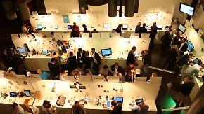 Investorensuche auf der Startupcon: 300 Gründer setzen sich in Köln in Szene