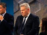 Drohendes Patt: Isländer wählen Regierung ab