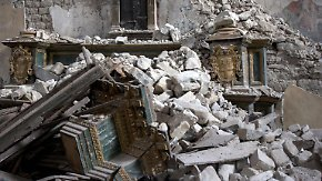 """Zerstörerische Naturgewalt: Experte: """"Eine Erdbebenvorhersage ist unmöglich"""""""