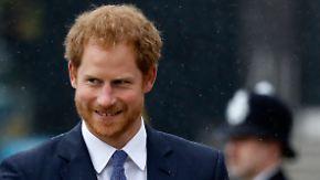 Promi-News des Tages: Prinz Harry hat offenbar wieder Schmetterlinge im Bauch