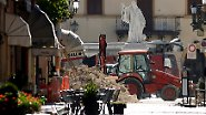Kulturstadt Norcia in Trümmern: Erdbebenserie verwüstet Italien
