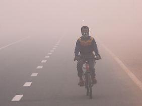 In Staaten mit einer raschen Industrialisierung wie China, Indien, Pakistan oder Kenia könnte laut der Studie jeder vierte Todesfall auf Umweltverschmutzung zurückzuführen sein.