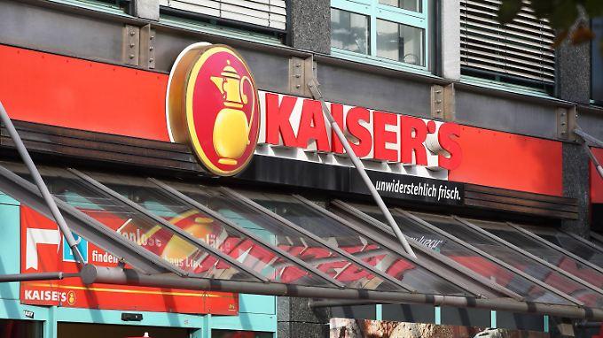Eine Kaiser's-Filiale in Berlin - in der Hauptstadt soll die Umbenennung relativ schnell durchgeführt werden.