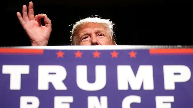 Wie dubios ist das Steuerschlupfloch, das Donald Trump genutzt hat?